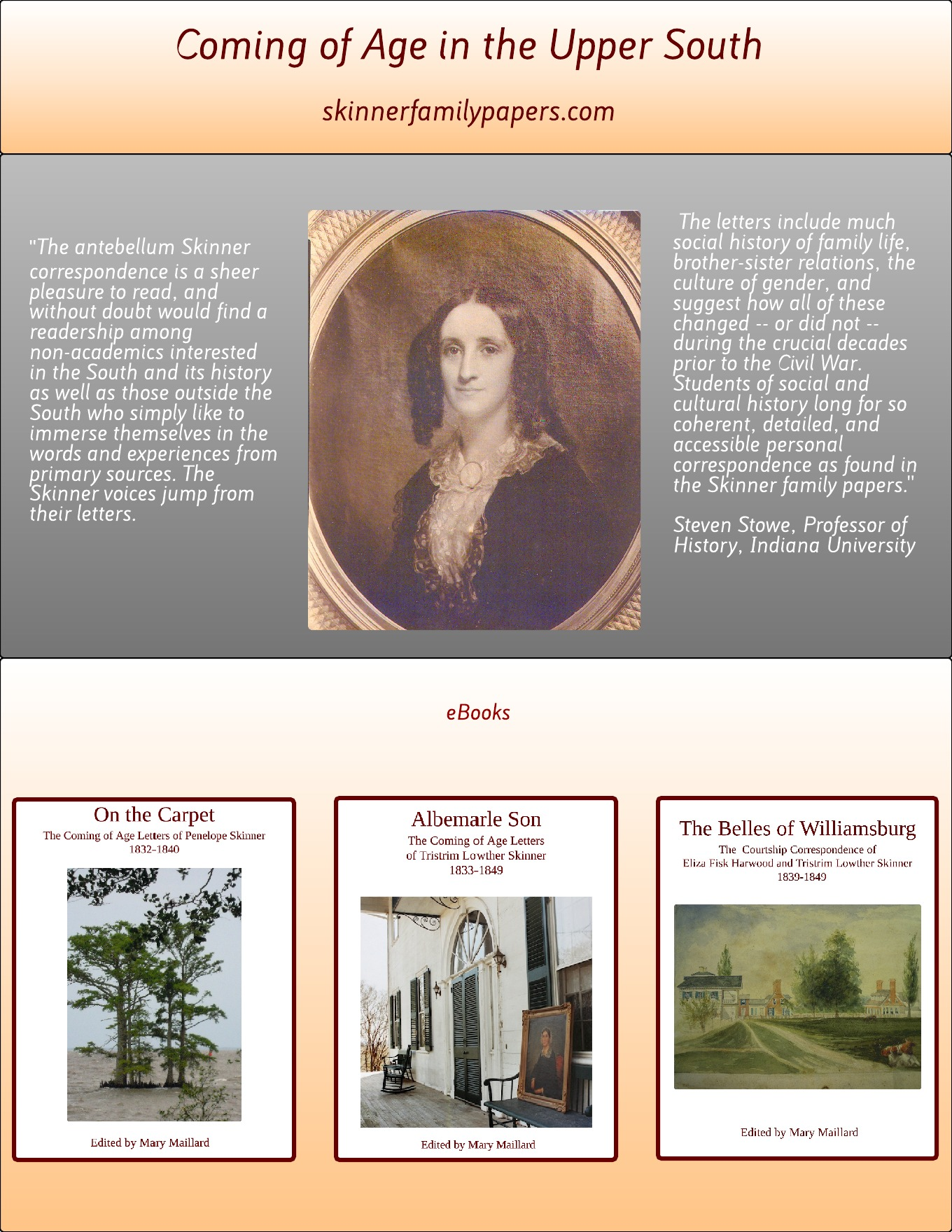 3book Antebellum Eliza - New Page
