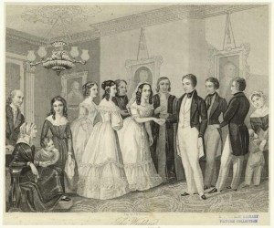 The Wedding (N Y Public Library Digital Collection ID 835589) copy