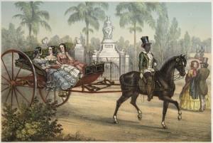 Havana coach 1851