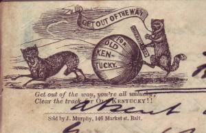 letterhead ole kentucky