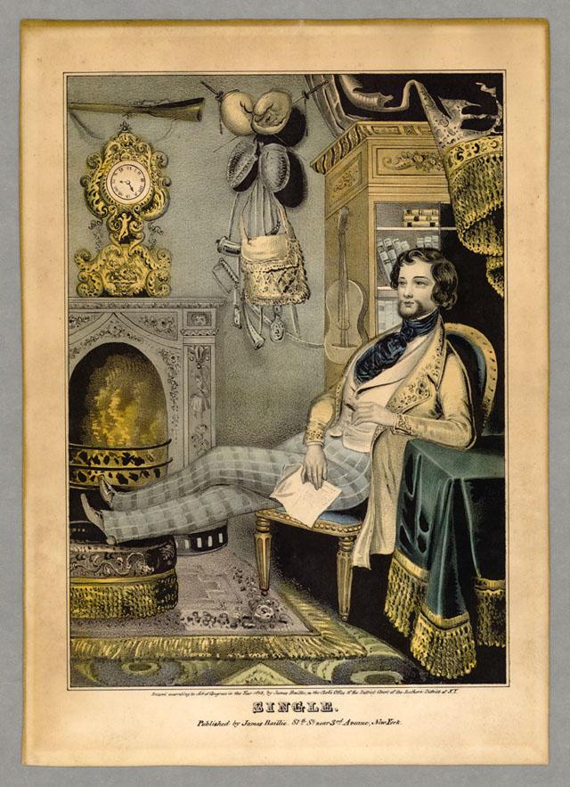 1846 Single James Baillie