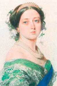 1855 2 Victora by Franz X. Winterhalter copy