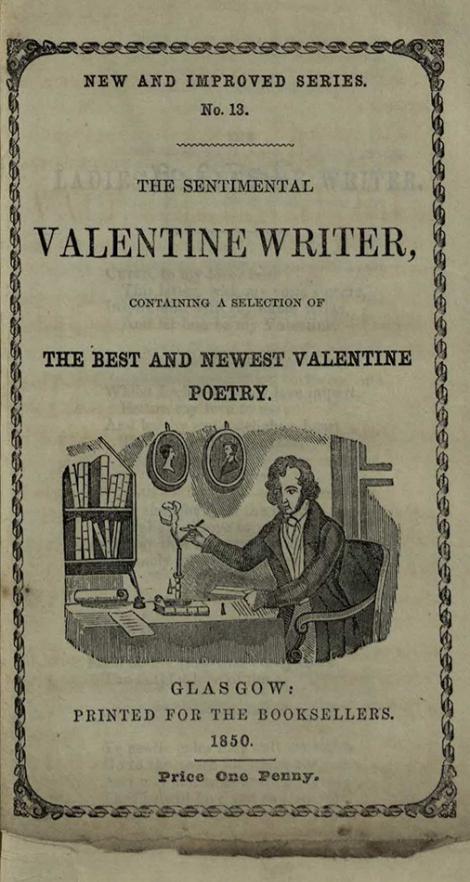 valentine writer